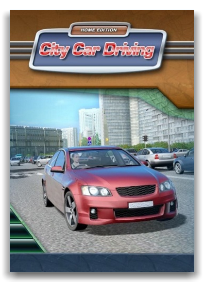 City Car Driving (v.1.5.9.2 build 27506)  [RePack] от xatab
