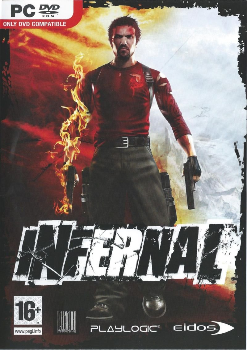 Infernal: Hell's Vengeance [L] (2007) PC | Лицензия
