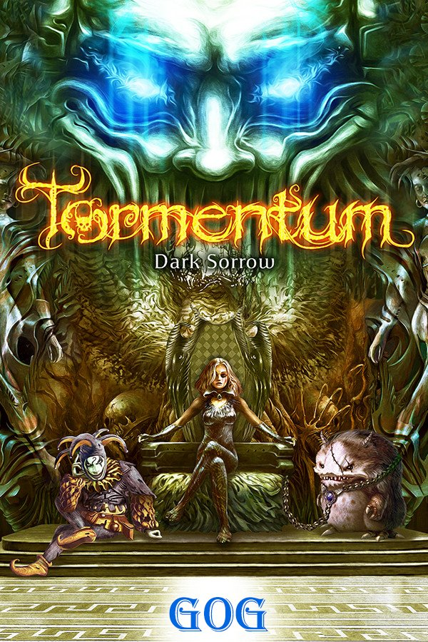 Tormentum: Dark Sorrow [GOG] (2015) PC | Лицензия