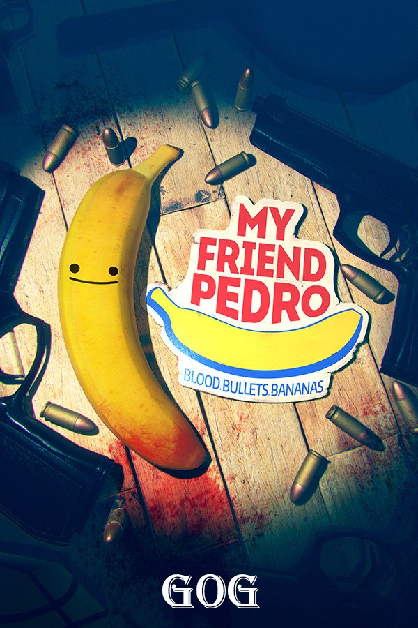 My Friend Pedro [GOG] (2019) PC | Лицензия