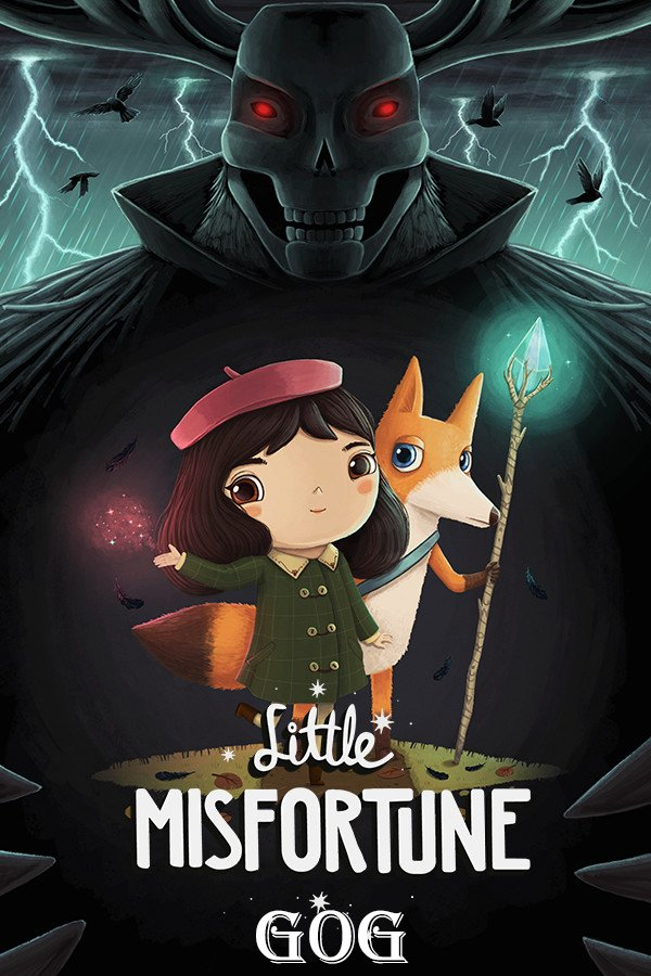 Little Misfortune [GOG] (2019) PC | Лицензия