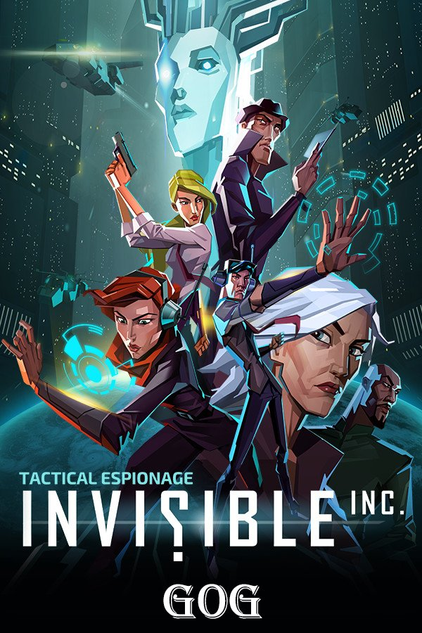 Invisible, Inc (2015) PC | Лицензия